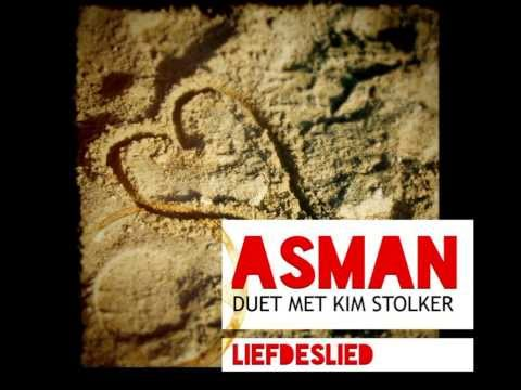 Asman - Liefdeslied (duet met Kim Stolker) - single edit