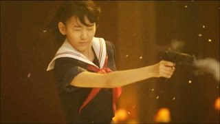 getlinkyoutube.com-【マジすか学園5】銃撃戦てww【いろいろおかしい】