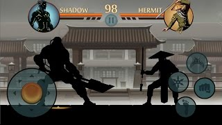getlinkyoutube.com-Shadow Fight 2 Titan vs Hermit