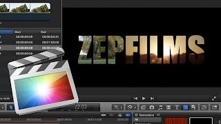 getlinkyoutube.com-Final Cut Pro X - #50: Cómo crear máscaras de texto y video