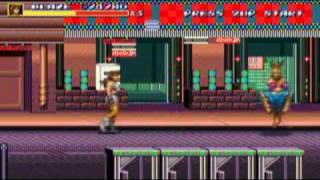 Streets of Rage 3 - Blaze - Stage 2 1/2