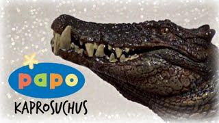 getlinkyoutube.com-Papo || Kaprosuchus (2016) || Review