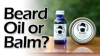 getlinkyoutube.com-Beard Oil or Beard Balm?  Using Both.