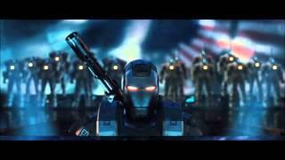 Iron Man 2 - Blue (Da ba dee) Eiffel 65