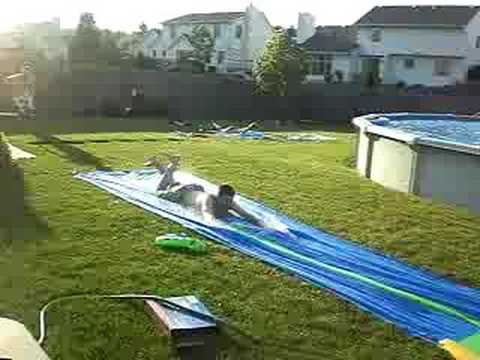 SLIP N SLIDE (without kevvvv oops :P)