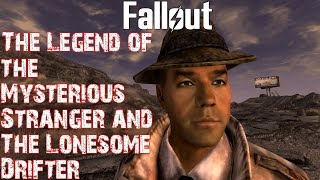 getlinkyoutube.com-Theories, Legends and Lore: Fallout Universe- The Mysterious Stranger and The Lonesome Drifter