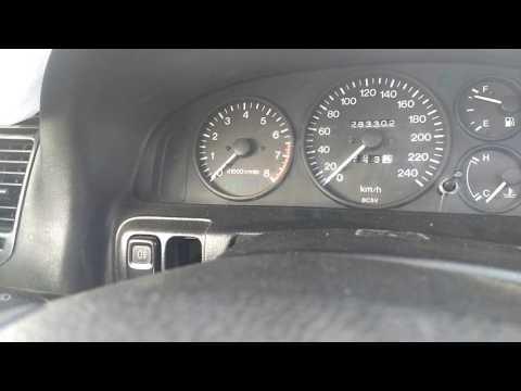 """Вежливое"" реле поворотов Mazda 323F BA"