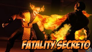Mortal Kombat 9 - Fatalities Secretos
