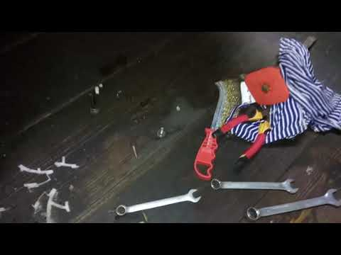 Замена задних тормозных колодок Suzuki SX4