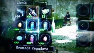 getlinkyoutube.com-Lanzagranadas y huevos infinitos para Resident Evil 5