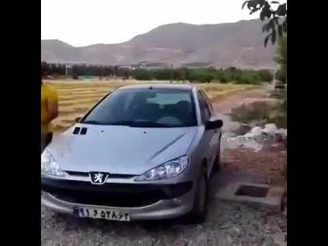 Как отрыть Peugeot 206 без ключей