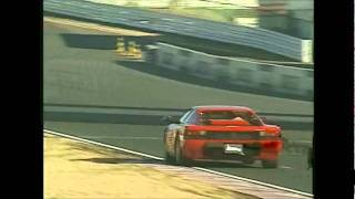 getlinkyoutube.com-Ferrari Testarossa vs NSX