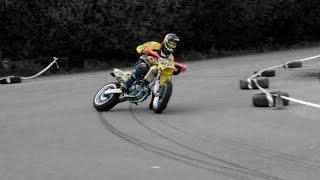 getlinkyoutube.com-This is Supermoto Racing | DRIFTS, CRASHES, WHEELIES