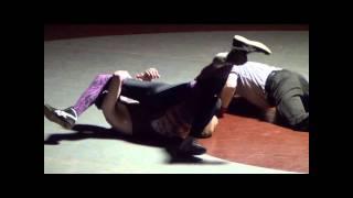 "Austin Gonzales- Horizon High School Wrestling 145 pounds ""banana split"""