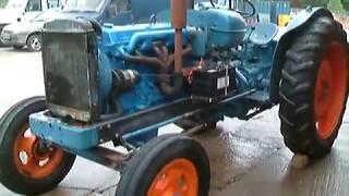 getlinkyoutube.com-Fordson Major 2700 Series 6 Cylinder Industral