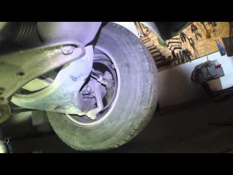 Где в Mercedes-Benz Спринтер находятся опоры двигателя