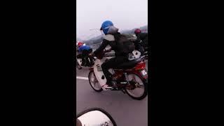 Kb mask rider Ride to pening 31 ogos 2015