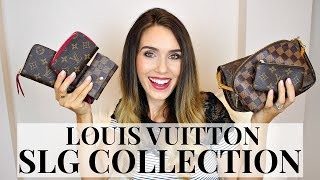 getlinkyoutube.com-LOUIS VUITTON SLG COLLECTION (Small Leather Goods) | Shea Whitney