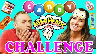 getlinkyoutube.com-EXTREME Candy Challenge! Warheads Super Sour Kinder Surprise Egg Candy Games by DCTC