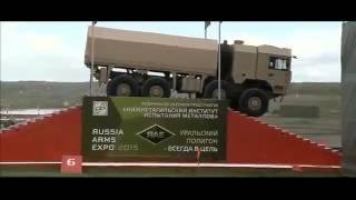 getlinkyoutube.com-Russian Army Best 6x6 Trucks Kamaz & URAL Extreme Off-road