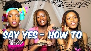 getlinkyoutube.com-Say Yes-How To (Michelle Williams) feat Beyonce' & Kelly