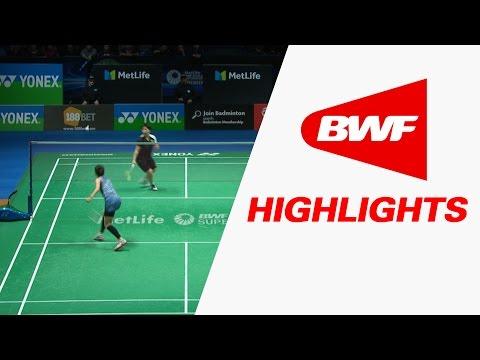 Yonex All England Open 2017 | Badminton SF – Highlights