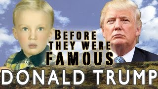 getlinkyoutube.com-Donald Trump - Before They Were Famous