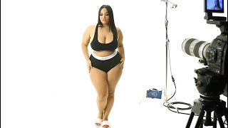 getlinkyoutube.com-Denise Mercedes  - Curve Model Stories