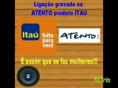 Flagra no telemarketing do itau