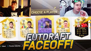 NEW SERIES FUTDRAFT FACE OFF VS ZWEBACK!! - Fifa 16 Ultimate Team Draft Game Mode!