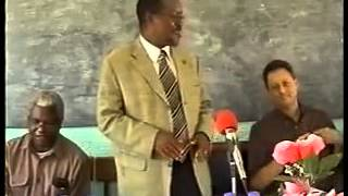 Magufuli akiongea Kiingereza Kibovu ' Broken English