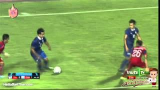 getlinkyoutube.com-คลิปไฮไลท์ ยู-23 ชิงแชมป์เอเชีย ทีมชาติไทย 2-1 ทีมชาติกัมพูชา THAILAND 2-1 CAMBODIA