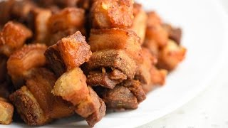 Tulapho (Crispy Fried Pork)