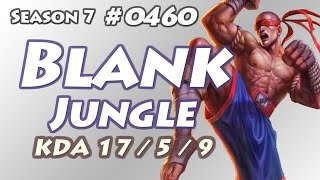 getlinkyoutube.com-SKT T1 Blank - Lee Sin Jungle - KR LOL Challenger 555LP | 블랭크 리신