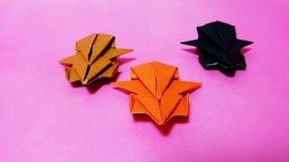 getlinkyoutube.com-스포츠카 종이접기 origami bat car