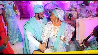 The Wedding Guest: Liz Awoliyi & Tosin Osho