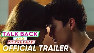 Talk Back And You're Dead Full Trailer