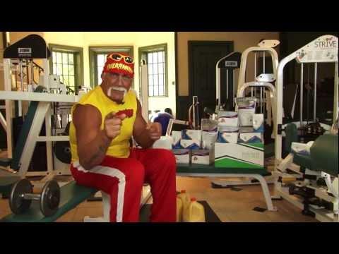 Hulk Hogan's Bicep Blast