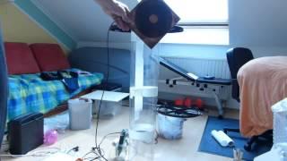 getlinkyoutube.com-KEILER PI 2  pulse-induction metal detector 45cm coil test