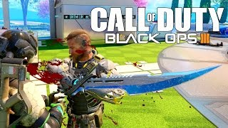getlinkyoutube.com-Black Ops 3 SWORD & CROSSBOW Gameplay Live! (Call of Duty: Black Ops 3 Multiplayer Gameplay PS4)