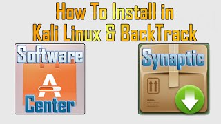 getlinkyoutube.com-Install Synaptic & Software-Center in Kali Linux