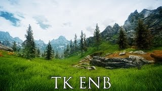 getlinkyoutube.com-TES V - Skyrim Mods: TK ENB