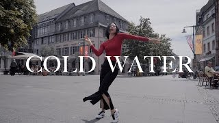 getlinkyoutube.com-Lia Kim / Major Lazer - Cold Water (feat. Justin Bieber & MØ) / popping freestyle