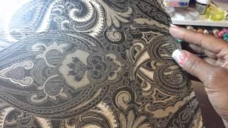getlinkyoutube.com-Napkin transfer on wood/tile & chip board