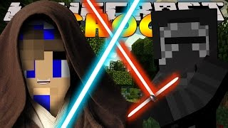 getlinkyoutube.com-Minecraft School - STAR WARS - THE FORCE AWAKENS #1