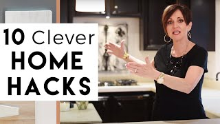 10 Clever Home Hacks