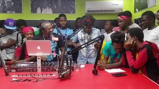 Freestyle Whatsapp Sky Dj HotSquad - Rasta Fokè & PJ Team Kolabo Part 2