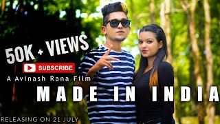 Guru Randhawa: MADE IN INDIA | AVINASH RANA | TEAM TORNADO | Love Story Song | DEHRADUN | 2018 width=