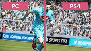 getlinkyoutube.com-FIFA 15 - PC vs. PS4 Graphics Comparison