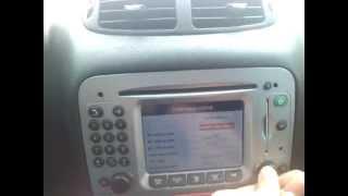 getlinkyoutube.com-HOW TO CHECK SOFTWARE VERSION CONNECT NAV+ ALFA ROMEO 147 GT